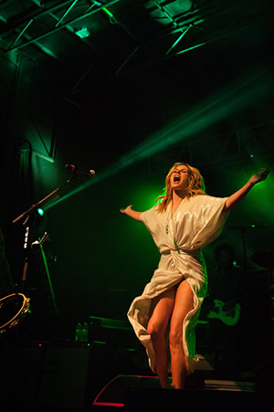 Grace Potter - Photo Laura Carbone