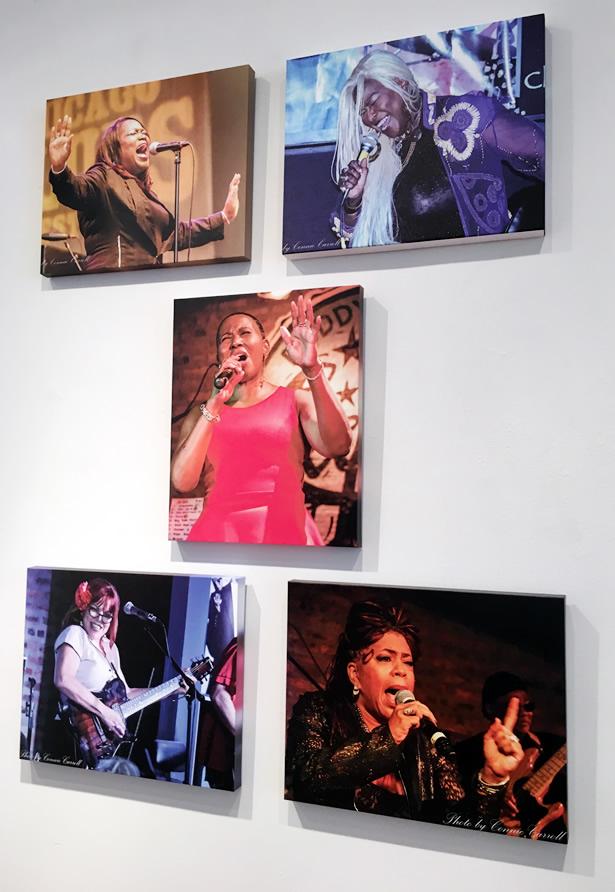 Women of the blues - Photo Marcey abramovitz IMG_1730