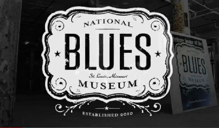 National blues-museum logo